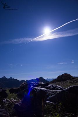 Der beste Platz zum Schlafen sind immer noch die Alpen