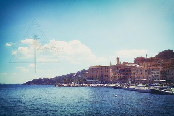 Porto Santo Stefano © Stefanie Karbe