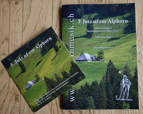 E Jutz uf em Alphorn