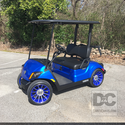 2019 Yamaha Quietech with 15 inch wheels
