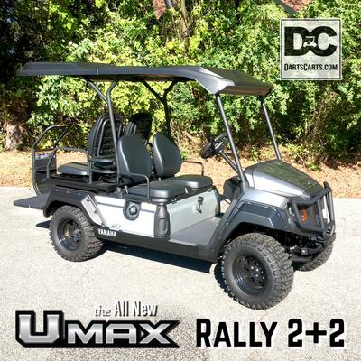 Yamaha UMAX Rally 2+2