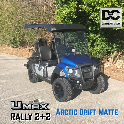 2020 UMAX Rally 2+2 shown with Custom Wheels