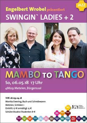Jazz: Mambo to Tango