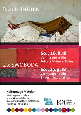 Sabine Swoboda Ausstellung