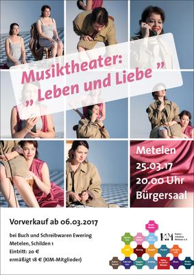 Musiktheater Bürgersaal in Metelen
