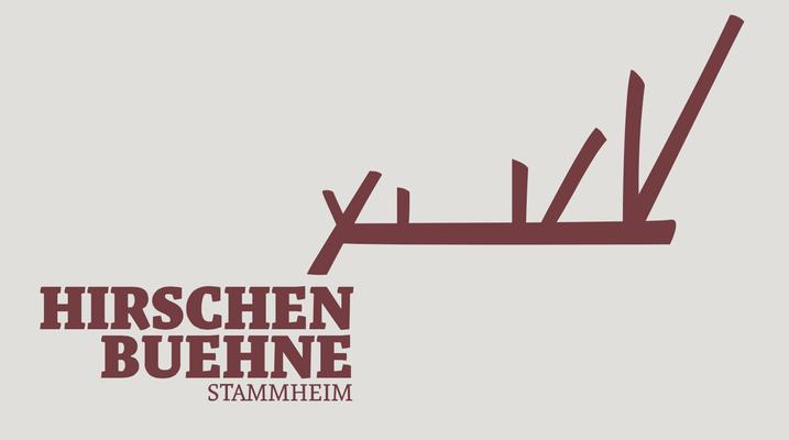 Das neue Logo der Hirschen-Bühne.