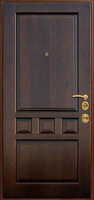 МДФ № 14. металлическая дверь город Руза.