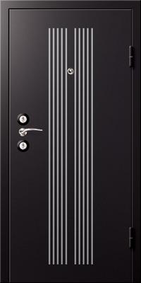 Металлическая дверь серии МДФ № 10.