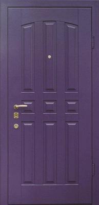 МДФ № 17. металлическая дверь город Руза.