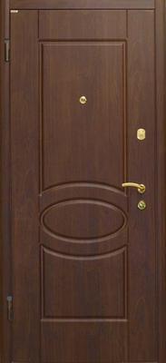 МДФ № 12. металлическая дверь город Руза.