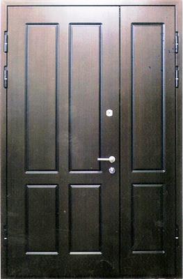 Металлическая дверь  в городе Можайск. серия МДФ № 16.