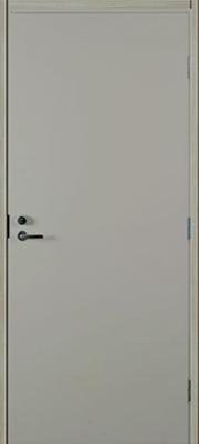 Металлические двери с порошковым напылением в городе Можайск. Модель двери серии ПН №1.