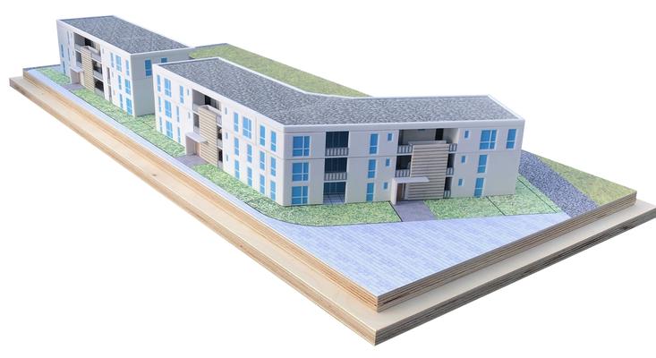 3d-druck-mehrfamilienhaus-miniaturmodell-architektur