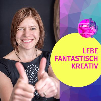 Mein zweiter Online-Kurs: Lebe fantastisch kreativ
