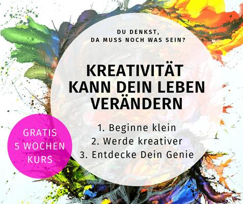 Mein erster Online-Kurs zur Kreativ-Pilotin