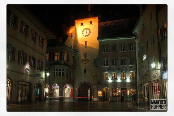Waldshut, Ensemble am Unteren Tor