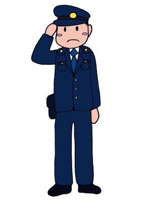 お巡りさん、キャラクター、2016