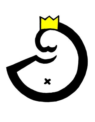 デザイン、ロゴ、裸の王様、授業課題、2014