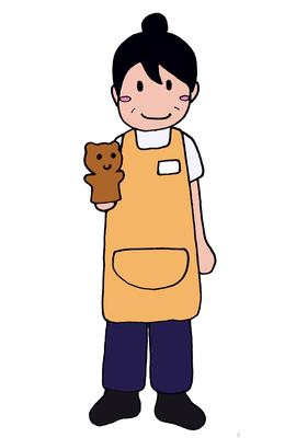 保育士、キャラクター、2016