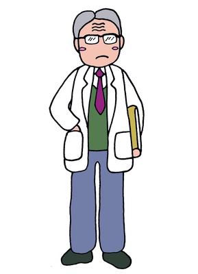 科学教師、キャラクター、2016