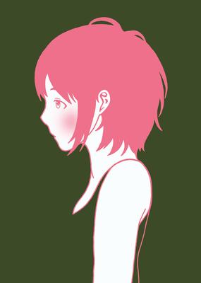 『見つめる』オリジナル、2016