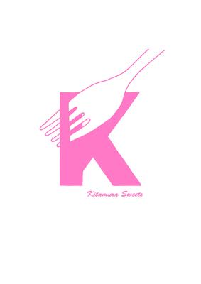 デザイン、ロゴ、スイーツショップ、授業課題、2016