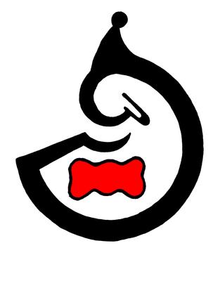 デザイン、ロゴ、ピノキオ、授業課題、2014