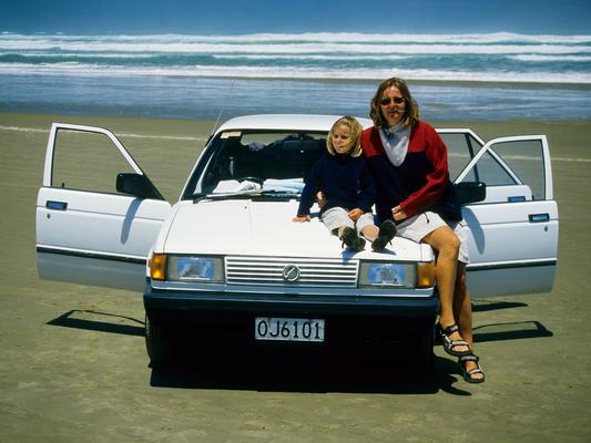 90 Miles Beach - Neuseeland