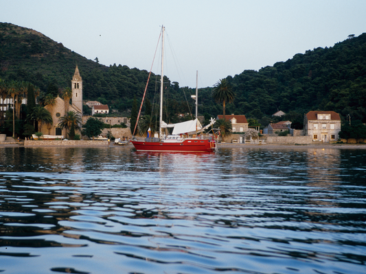 Lopud - Kroatien