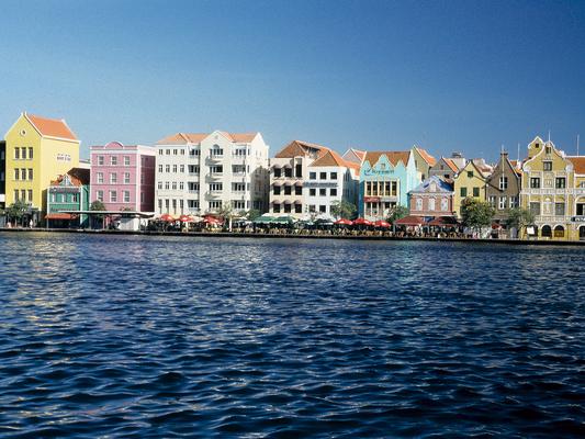 Willemstaad, Curacao, ABC Inseln - Holländische Antillen