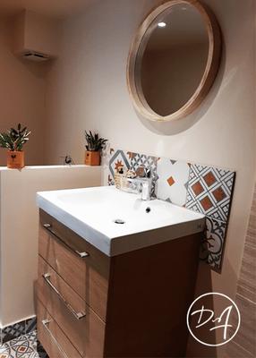 Aménager une salle de bain - Décor Zé Âme
