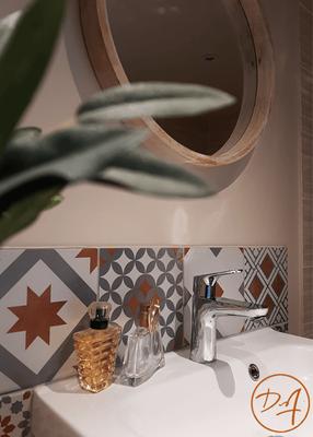 Déco salle de bain - Décor Zé Âme
