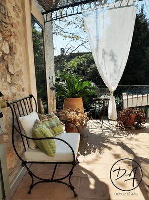 Aménager une terrasse - Décor Zé Âme