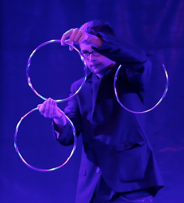 Die magischen Ringe.