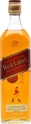 Johnny Walker - Red Label Whisky