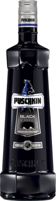 Puschkin Vodka - Black Berries