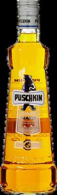 Puschkin Vodka - Time Warp