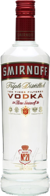 Smirnoff Vodka - No21