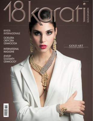 MyCity Tehran collection by Nobahar Design Milano contemporary jewelries on 18Karati Magazine