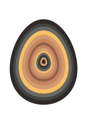 Nobahar Design Milano-Contemporary design patterns-Eggs-INSTRUMENTA DESIGN