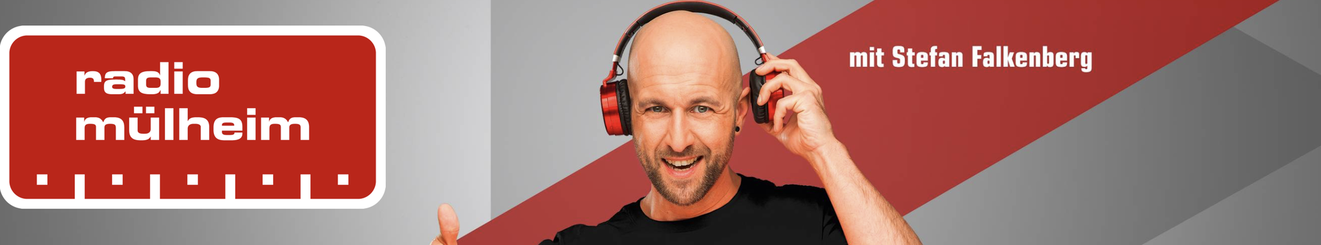 Stefan Falkenberg - Dein Neuer Morgen / Radio Mülheim