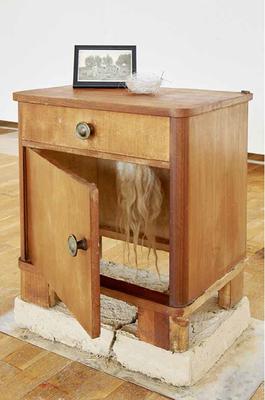Andrea Hildebrandt_Künstlerin_Objekt_Installation