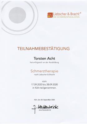 Liebscher&Bracht Schmerzspezialist Präsenzausbildung Köln