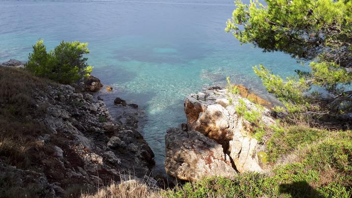 Bucht auf Prisnjak