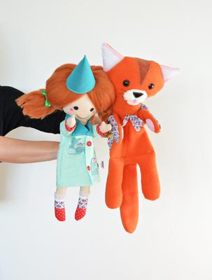 Keks und Hexeline: Little Lab Assistenten für Krippen- und Kitakinder. Sie kennen die besten Geschichten
