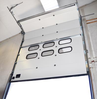 Garagentor - Gewerbegebäude - Planung - Dieburg - Hessen - Bauen - Hausbau - Garage