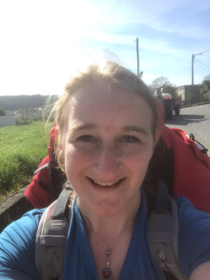 glücklich unterwegs in Carvalhal