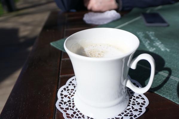 Bauerngut Schiefelbusch, Café