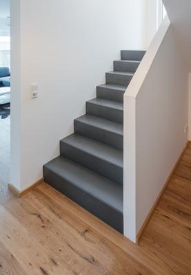 Beton Cire Treppe beautiful beton cire treppe contemporary einrichtungs wohnideen