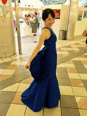 292446002f0a6 三宝音楽レールフェア 絵莉千晶さんとドレスと移調 - moliendcafe 音楽 ...